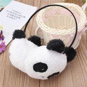 Ohrenwärmer mit Panda