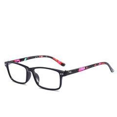 Fashion Printed Spots Reading Glasses +1.0 +1.5 +2.0 +2.5 +3.0 +3.5 +4.0 Degrees Rimless Glasses