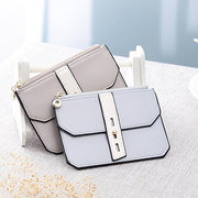 Stylish Students Card Holder Small Wallet Purse For Women