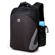 Oxford Large Capacity USB Charging Waterproof 16 Inches Laptop Bag Backpack
