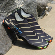 Men Multifunctional Quick Drying Snorkeling Diving Drainable Sole Water Shoes