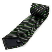 Hommes Cravate Polyester Hanky Boutons De Manchette Set Cravates Accessoires De Mariage