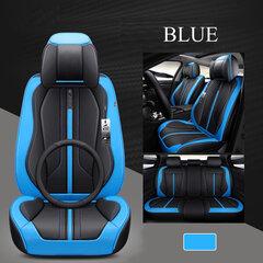 Авто 5 Sits Чехол для подушки 6D Surround Дышащий Роскошный Протектор Сиденья