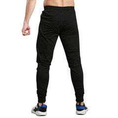 Pantalon de sport décontracté pour hommes Pantalon Zip Pocket Slim Fit Pencil