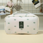 Women Multi-function Travel Clothes Storage Bag Travel Portable Underwear Storage Bag