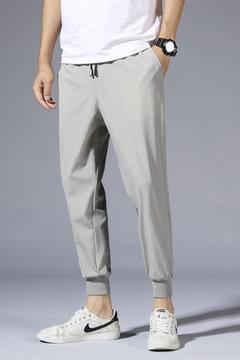 Pantalons décontractés pour hommes Pantalons décontractés pour sports à séchage rapide pour hommes