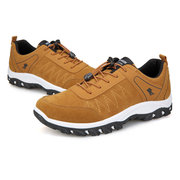 Men's Portable Elastic Laces Outdoor Sports Casual Sneakers