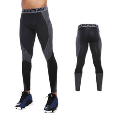 Mens Quick-drying Breathable Training Running Sports Skinny Pants
