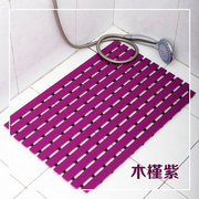 Bathroom Bath Mat With Suction Cup Shower Mat Pvc Large Thick Shower Mat
