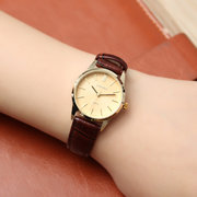LONGBO Couple Watch Casual Leather Charming Watch