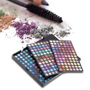 252 Cores Eye Shadow Palette Shimmer Matte Eyeshadow Makeup Cosmetics Make Up Tool