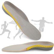 Спортивные ортопедические стельки для снятия боли амортизация арка поддержка работает дышащая обувная подушка