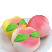 Kawaii Simulazione Peach Squishy Lento Rising Squishy Fun Toys Decoration