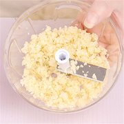 Manual Pull Rope Food Vegetable Blender Chopper Hand Held Pulling Slicer Mincer