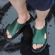 Herren Zehe geöffnet Soft Wasser Slipper Outdoor Casual Strand Sandalen