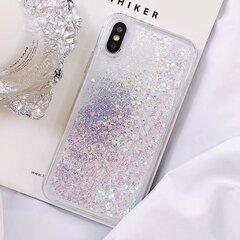 Женское Vogue Bling С блестками Sparkle Stars Quicksand ТПУ Телефон Чехол Задняя крышка с защитой от падения для iPhone