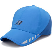 Women Men Ultra-thin Breathable Quick-drying Mesh Baseball Cap Outdoor Casual Carved Sport Hat