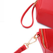 Shell Stylish Pure Color Shoulder Bag Crossbody Bag Phone Bag For Women