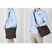 Nylon Camera Bag Casual Water-resistant Single-shoulder Crossbody Bag For Men Women