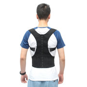 Adjustable Magnetic Posture Corrector Anti Humpback Belt Lumbar Support Straight Corrector Unisex