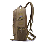 Nylon Waterproof Tactical Backpacks Outdoor Camping Travel Bags For Men
