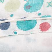TUBENG Cute Baby Цветочные без рукавов O-образным вырезом Комбинезон Спальный Сумка