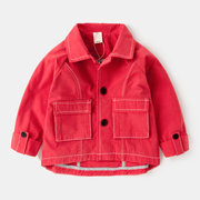 c04710107 ... Infant Boy Cotton Jackets Spring Autumn Toddler Tops Baby Boys Long  Sleeve Jackets Clothing ...