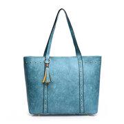 Damen Troddel-Handtasche mit großer Kapazität Taschen