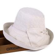 Женское Лето Дышащий Анти UV Солнце Шапка На открытом воздухе Случайное путешествие Пляжный Морская шапка