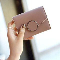 Women PU Leather Coin Bags Card Holders Wallet Purse