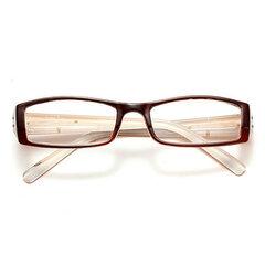 Women Resin Anti-Fatigue Reading Glasses Frame Legs Carved Full Frame Presbyopic Glasses