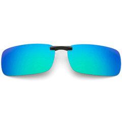 Mens Womens Driver Light Polarized Sunglasses Clip Myopia Glasses Sunglasses clip