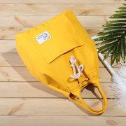Женская многофункциональная сумкая из холста рюкзак водонепроницаемый рюкзак с магнитом