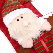 Christmas Stockings Santa Claus Christmas Boots Christmas Tree Hanging Decoration Party Gift