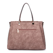 Women PU Leather Handbag Tote Bag Elegant Dating Bag