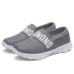 Large Size Mesh Breathable Flat Lazy Casual Shoes