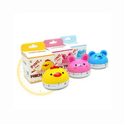 Cute Cartoon Animal Timer Mechanical Time Management Reminder Kitchen Alarm Clock Stopwatch