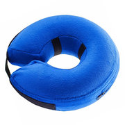 Color Blue Pet Dog Cat Elizabethan Collar Puppy Wound Healing Protective E-Collar