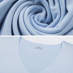 Camisetas sin mangas para hombre sin rastro Color sólido rápido- Color sólido Secado rápido Transpirable Camisetas de entrenamiento casual