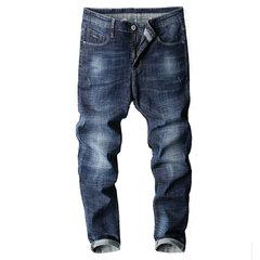 jeans pour hommes pieds slim pantalons de mode garçons modèles de printemps et d'automne