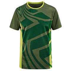 Outdoor Sports Quick-drying Short-sleeved Fitness Cycling Yoga T-shirt for Men