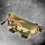 Nylon Outdoor Tactical Molle Handbag Camouflage Glasses Bag Glasses Boxes For Men