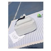 Women Canvas Bow Large-Capacity Multi-Functional Backpack