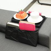 Ленивый Диван Подлокотник Хранения Сумка Нетканый Кровать Дистанционное Управление Вешал Сумка