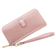 Multi-function Sequined Clutch Bag Purse Phone Wallet For Women