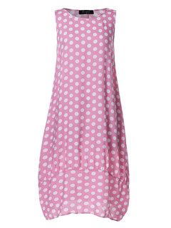Повседневная пэчворк в горошек две части Plus размер макси Платье