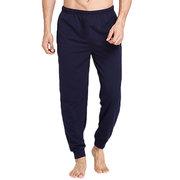Lose elastische Gurt Knöchel gebundene Normallack-Hauptsport-Nachtwäsche-Unterseiten für Männer