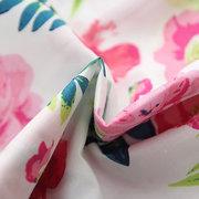 Цветочные печатные женские летние платья с нижним набором для 1Y-5Y